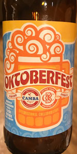 Otter Creek Brewing / Camba Bavaria - Oktoberfest Lager