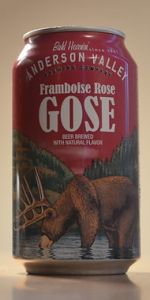 Framboise Rose Gose