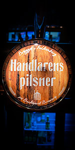 Backyard Brew Handlarens Pilsner