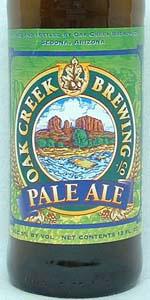 Oak Creek Pale Ale