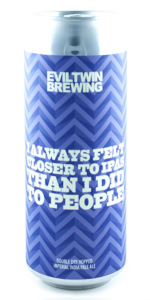 I Always Felt Closer To IPAs Than I Did To People