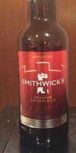 Smithwick's Imported Premium Irish Ale