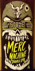 Stone / Miguel Ceja Andrade / Brandon Berube  Merc Machine