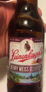Leinenkugel's Berry Weiss