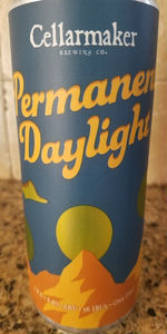 Double Dry Hopped Permanent Daylight IPA