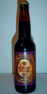 Jefferson's Reserve Bourbon Barrel Stout