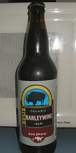 Bison Organic Barleywine Ale