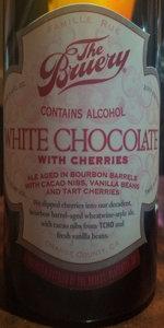 White Chocolate - Cherries