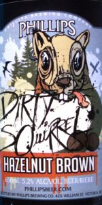 Dirty Squirrel Hazelnut Brown