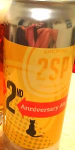 2nd Anniversary Ale