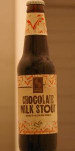 Salazón Salt x Chocolate Milk Stout