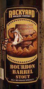 Bourbon Strike Stout