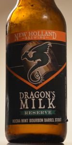 Dragon's Milk Reserve - Mocha Mint