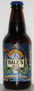 Hale's Drawbridge Blonde