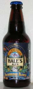 Hale's Drawbridge Blonde