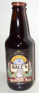 Hale's Wee Heavy Winter Ale