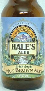 Hale's Irish Style Nut Brown Ale