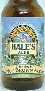 Hale's Irish Style Nut Brown Ale