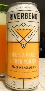 Life's A Peach And Then You Die