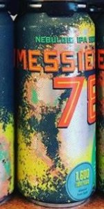 Nebuloid: Messier 78