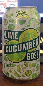 Lime Cucumber Gose