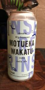 Rinse / Repeat - Double Dry-Hopped Motueka And Wakatu