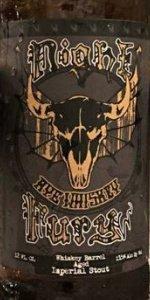 Night Fury - Rye Whiskey Barrel-Aged
