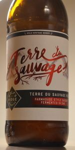 Terre Du Sauvage Red