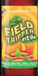 Field Tripper Rye IPA