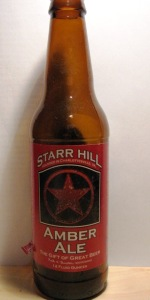 Starr Hill Amber Ale