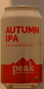 Autumn IPA