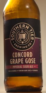 Imperial Concord Grape Gose