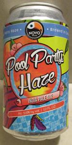 Pool Party Haze