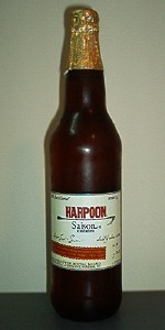 Harpoon 100 Barrel Series #14 - Saison