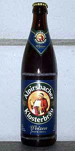 Alpirsbacher Klosterbräu Weizen Hefe-Hell