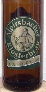 Alpirsbacher Klosterbräu Kleiner Mönch