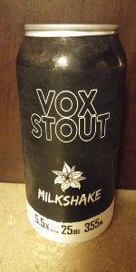 Vox Stout (Milkshake)