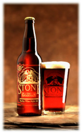 Stone Old Guardian Barley Wine Style Ale 2001