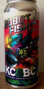 Robot Fish #6 Optic/Simcoe