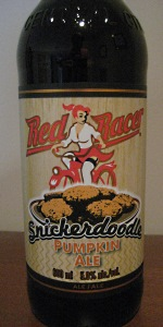 Red Racer Snickerdoodle Pumpkin Ale