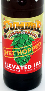 Wet Hopped Elevated IPA
