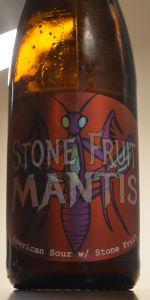 Stone Fruit Mantis