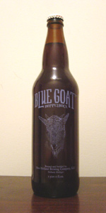 New Holland Blue Goat