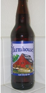 Two Tractor Ale (Farmhouse Brewing)