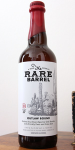 Outlaw Bound | The Rare Barrel | BeerAdvocate