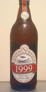 Baden Baden 1999 Bitter Ale
