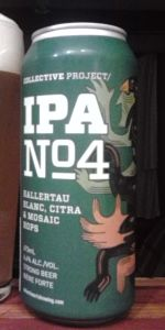 Collective Project: IPA No. 4