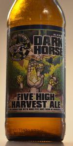 Five High Harvest Ale