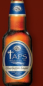 Taps Charleston Lager