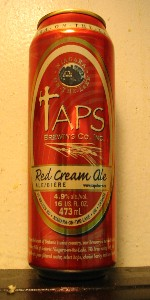 Taps Red Cream Ale